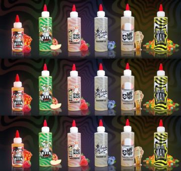 500ML E-Liquid | 80VG / 20PG Ratio